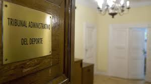 El tribunal administrativo del deporte TAD