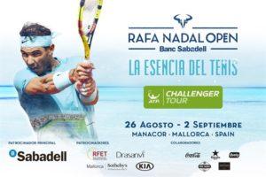 Rafa Nadal Open Banc Sabadell