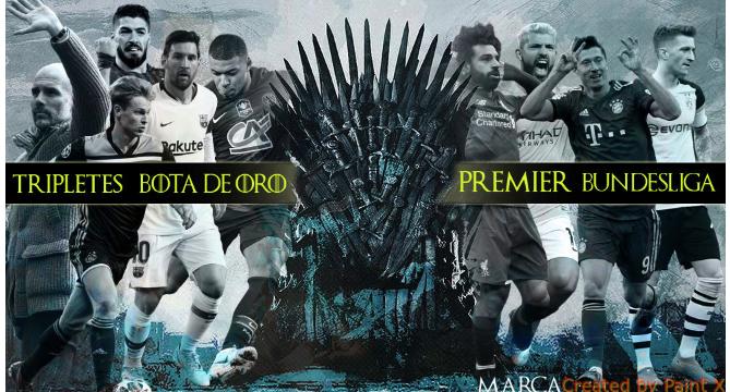 Juego de Tronos del Fútbol: El Coronavirus condiciona a RFEF, LFP y UEFA.